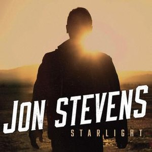 Starlight (Jon Stevens album) - Image: Starlight by Jon Stevens
