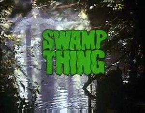 Swamp Thing: The Series - Main title card