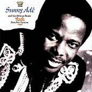 King Sunny Adé - Image: Synchro System