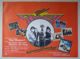 <i>That Summer!</i> 1979 British drama film