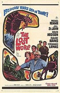 <i>The Lost World</i> (1960 film) 1960 film by Irwin Allen