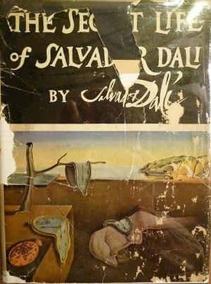 The Secret Life of Salvador Dalí - First edition
