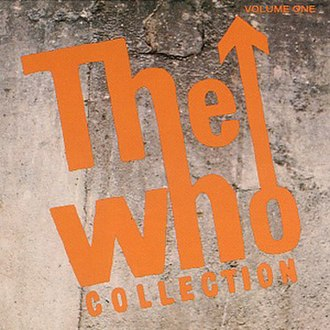 The Who Collection - Image: The Who Collection Vol 1