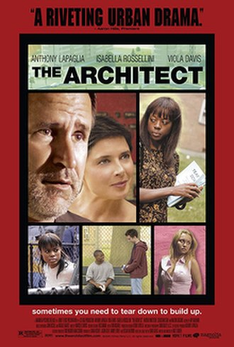 The Architect (film) - DVD cover