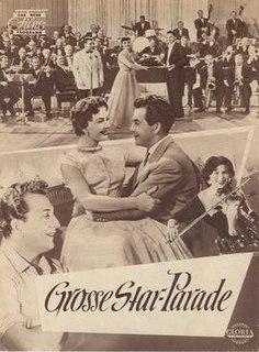 <i>The Big Star Parade</i> 1954 film
