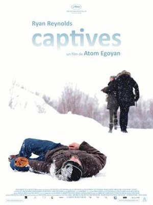 The Captive (2014 film) - Film poster with original title