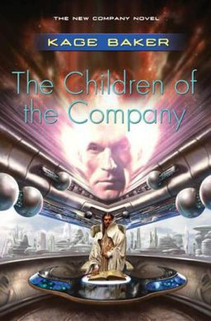 The Children of the Company - First Edition cover
