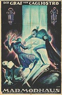 <i>The Count of Cagliostro</i> 1920 film