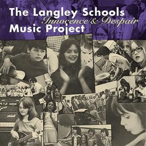 The Langley Schools Music Project - Image: The Langley Schools Music Project Innocence & Despair cover