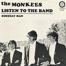 Image result for someday man the monkees single images