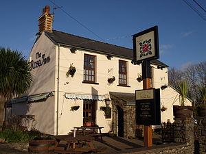 Redwick, Newport - The Rose Inn, Redwick