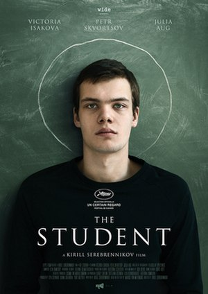 The Student (2016 film) - Film poster