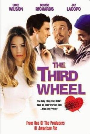 The Third Wheel (film) - The Third Wheel DVD cover