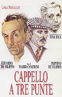 <i>The Three-Cornered Hat</i> (film) 1934 film