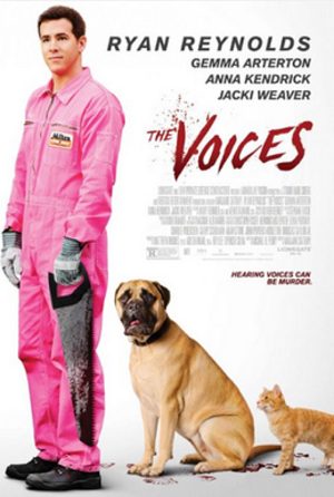 The Voices - Film poster