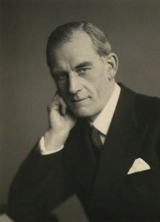 Thomas Galbraith, 1st Baron Strathclyde - Image: Thomas Dunlop Galbraith, 1st Baron Strathclyde