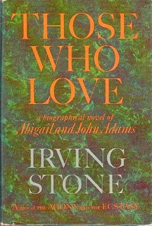 Those Who Love (novel) - First edition