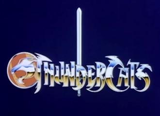 ThunderCats (1985 TV series) - ThunderCats logo.