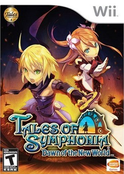 Picture of a game: Tales Of Symphonia: Dawn Of The New World