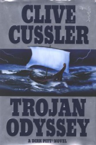 Trojan Odyssey - First Edition Hardcover