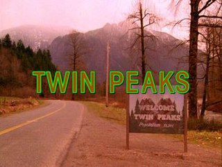 <i>Twin Peaks</i> American murder mystery television series by Mark Frost and David Lynch