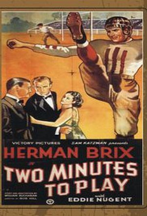 Two Minutes to Play - Film poster