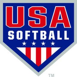 USA Softball - Image: USA Softball logo