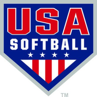USA Softball - Image: USA Softball logo