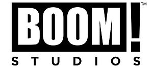 Boom! Studios - Image: Updated BOOM! logo, fair use