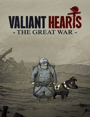 Valiant Hearts: The Great War - Image: Valiant Hearts The Great War