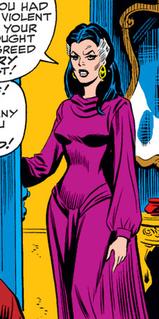 Vanessa Fisk Marvel Comics character