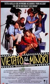 <i>Vietato ai minori</i> 1992 film by Maurizio Ponzi