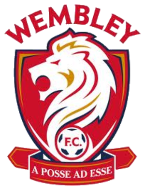 Wembley F.C. - Image: Wembley F.C. logo