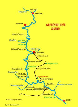 Whanganui Journey Wikipedia