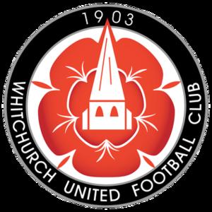 Whitchurch United F.C. - Image: Whitchurch United F.C. logo