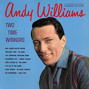 Two Time Winners - Image: Williams Winners