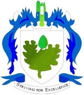 Woodchurch High School Academy in Woodchurch, Wirral, England , United Kingdom