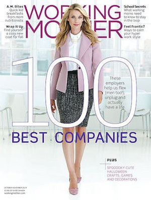 Working Mother - Image: Working Mother March 2009 cover