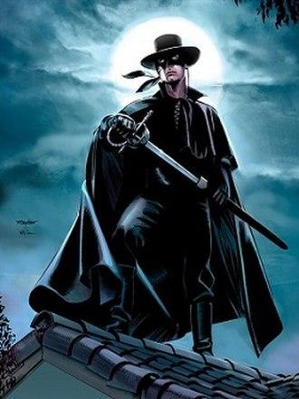 Zorro - Image: Zorro (Diego de la Vega)