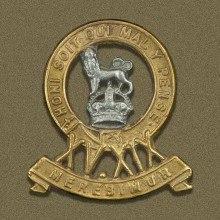 15-19 Hussars Badge