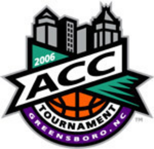 2006 ACC Men's Basketball Tournament - 2006 ACC Tournament logo