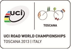 2013 UCI Road World Championships - Image: 2013 UCI Road World Championships logo