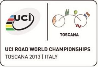 2013 UCI Road World Championships - Image: 2013 UCI Road World Championships logo