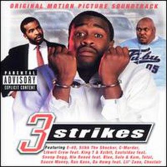 3 Strikes (soundtrack) - Image: 3 Strikes