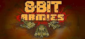 8-Bit Armies - Image: 8 bit Armies Cover