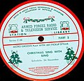 A Christmas Sing with Bing (1955-1962) AFRS disk.jpg