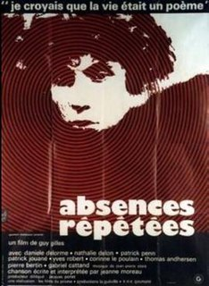 <i>Repeated Absences</i> 1972 film by Guy Gilles