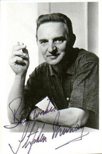 Stephen Murray (actor) - Image: Actor Stephen Murray