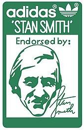Fatal Estúpido patata  Adidas Stan Smith - Wikipedia