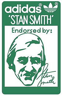Adidas Stan Smith Endorsed By Stan Smith
